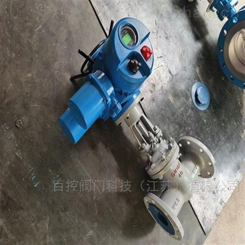 电动闸阀 电动执行器特征